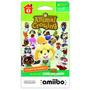 °° Tarjetas Amiibo Serie 1 Animal Crossing °° En Bnkshop