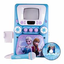 Karaoke Frozen Con Pantalla Cd Mp3