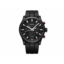Mido Caballero M0054173705120 Multifort Cronografo Cuarzo