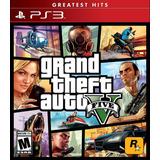 °° Grand Theft Auto V Gta 5 Para Ps3 °° En Game Center