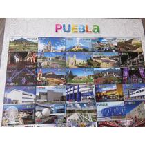 Estampilla Puebla Ciudad Patrimonio Hermosa
