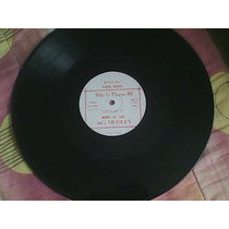 Disco Lp De Vinil 33 Rpm Special Disco Mixer Bits & Pieces 3