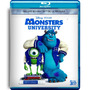 Monster University Pelicula En Blu-ray 3d