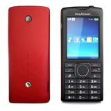 Celular Sony Ericsson Cedar Telcel