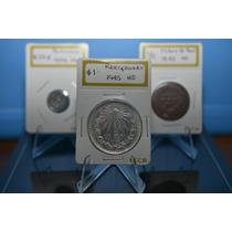 Pedestal Exhibidor Base Moneda, Marca Pccb, Lote 10 Piezas