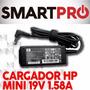 Cargador Original Hp Mini 19v 1.58a 110 1010 1030 1000 700