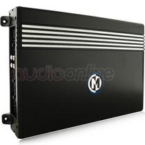 Amplificador Memphis Srx4.300 De 4 Canales Con Una Potencia