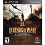 Video Juego Historia Legends Of War Patton - Playstation 3