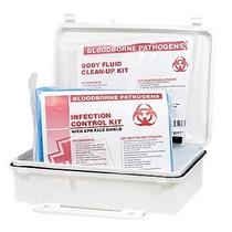 Patógenos Sanguíneos Control De Infecciones Y Kit De Limpiez