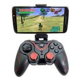 Control Android Gamepad Bluetooth V/juegos Soporte Oferta