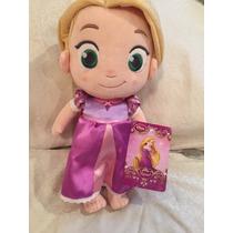 Rapunzel De Peluche Toddler Disney Store Original