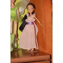 Hada Amiga De Campanita Tinkerbell Disney Vestido Lila