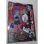 Juguetibox: Monster High Twyla 13 Deseos Hija Del Boogey Man