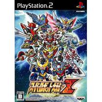 Super Robot Wars Z Ps2 Japones