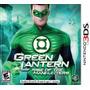 Green Lantern 3ds Linterna Verde 3 Ds Nuevo Sellado