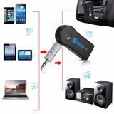 Receptor Bluetooth 3.5mm Auxiliar Audio Carro Estéreo Coche
