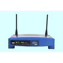 Linksys Wrt54g V8 Wireless - B 2.4ghz Dsl Broadband Router