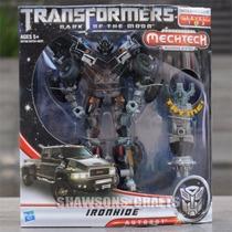 Transformers Ironhide Voyager Class Hasbro Mechtech