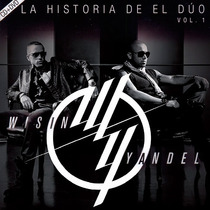 Wisin Y Yandel / La Historia Del Duo Volumen 1 / Cd + Dvd