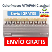 Colorimetro Vitapan Classical Guía De Color