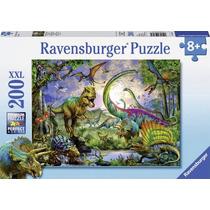 Ravensburger Rompecabezas Reino Dinosaurios 200 Pz Xxl 12718