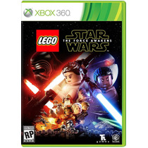 °° Lego Star Wars The Force Awakens Para Xbox 360°° Bnkshop