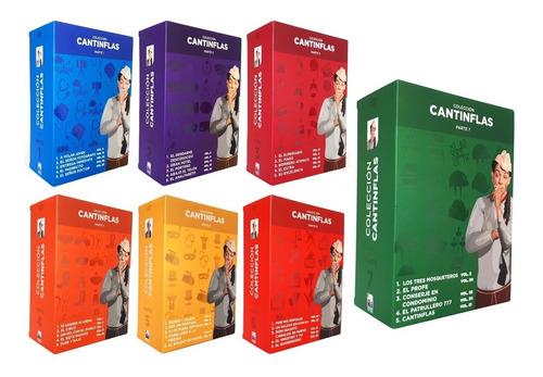 Cantinflas Mario Moreno Coleccion Completa 35 Peliculas Dvd