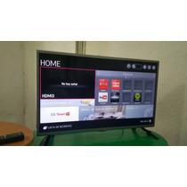 Tv Smart 32 Pulg Wifi Control Caja Lg Television Hdmi Youtu