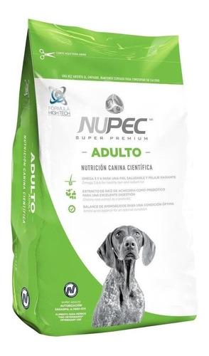 Alimento Nupec Nutrición Científica Perro Adulto Raza Mediana/grande 5kg