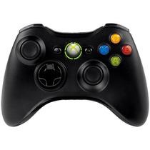 Control Microsoft Xbox 360 Y Pc Inalambrico Jr9-00011