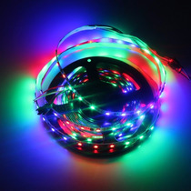Tira Led Pixel Ucs1903 Rgb Rollo 5m Magic Color Ledshopmx