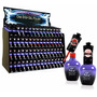 One Step Gel Lacquer Kleancolor 6 Pzs De Regalo Lampara Led