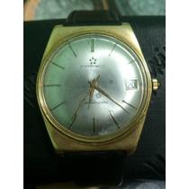Reloj Eterna Matic Centenarie Chapa De Oro Automatico