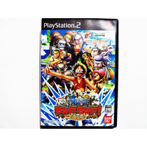 One Piece Round The Land Japones Ps2 - Playstation 2