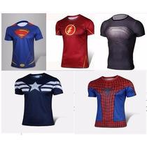 Playeras Super Héroes Marvel Camisetas Baratas Envio Gratis