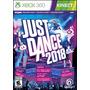 Just Dance 2018 Xbox 360 Nuevo