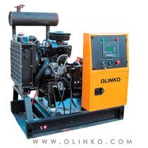 Generador Electrico Diesel 16kw Trifasico Con Transferencia