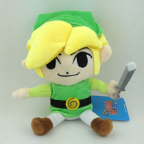 The Legend Of Zelda Link Peluche 7 Nintendo