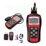 Escaner De Automóvil Autel Maxiscan Ms509 Obd2 Eobd