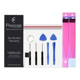 Batería Pila iPhone 7 Flexcop A1660 A1778 A1779 6 Meses Gtía