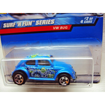 Vw Beetle Bug Vocho (1999 Surf