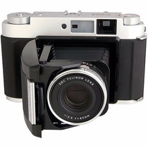 Fujifilm Gf670 Camara Plegable Doble Formato Telemetrica