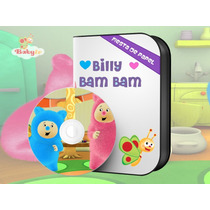 Ki-091 Kit Imprimible Editable Billy Bam Bam Baby Tv