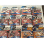 Lote De 12 Hot Wheels Star Wars Starships Diferentes