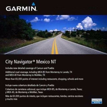 Nuevo Gps Mapa Garmin City Navigator Mexico Nt 2017.10 Nuvi