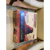 Plastimarx Tren Vintage De Lamina Más Que Completo
