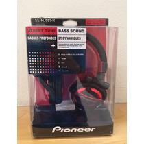 Audífonos Pioneer® Limited Edition (nuevos) Perfect Sound