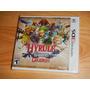 Hyrule Warriors Nintendo 3ds Nuevo Y Sellado Zelda