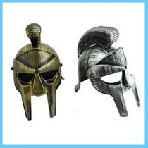 Casco Gladiador,espartano Guerrero ,para Adulto Desmontable