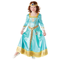 Disney Princess Costume - Grandes Chicas Mérida Deluxe